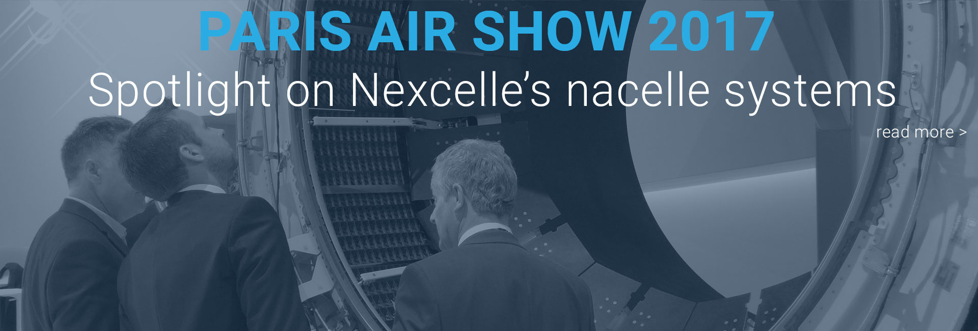 Nexcelle's nacelle systems take center stage at the Paris Air Show